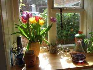 tulips-on-the-windowsill-1208093