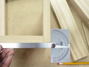 Measuring Tools: 17 Square Head Steel Protractor