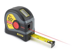 Measuring Tools: LTM1 Laser Tape Measure