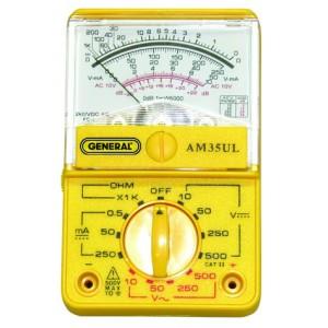 Analog Multimeter