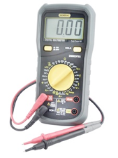 Rugged Service Multimeter