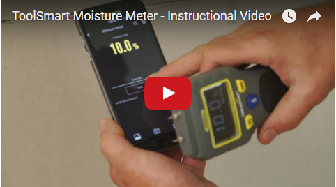 ToolSmart Moisture Meter - Instructional Video